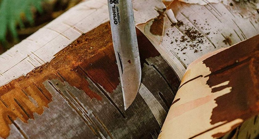 The Opinel No8 Carbon Steel Folding Pocket Knife Reviews